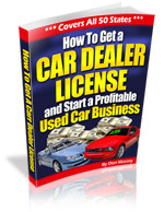 Auto Dealer License e-Book