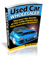 Wholesale Dealer License
