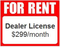 Rent a Dealer License? Really?